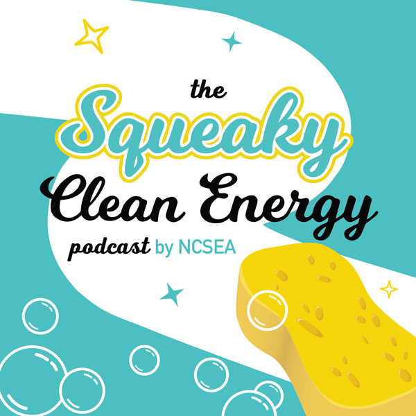 Squeaky Clean Energy podcast by NCSEA